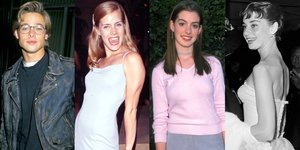 Behold: 50 Celebrities on Their Very First Red Carpet
