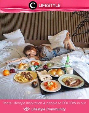 Sunday in staycation mode! Image shared by Clozetter @priscaangelina. Simak Lifestyle Updates ala clozetters lainnya hari ini di Lifestyle Community. Yuk, share juga momen favoritmu.