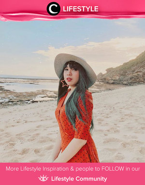 Clozette Ambassador @yunitaelisabeth91 was chasing sunset in Nyang-Nyang beach, Uluwatu on her latest holiday in Bali. Simak Lifestyle Updates ala clozetters lainnya hari ini di Lifestyle Community. Yuk, share juga momen favoritmu.