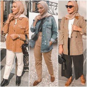 Muslim women hijab trends | | Just Trendy Girls