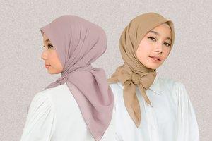 7 Rekomendasi Hijab Lokal Terbaik Dengan Harga Mulai Dari Rp20 Ribuan
