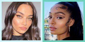 IDC If We're Stuck Inside—I'm Still Copying These Cute Summer Makeup Trends