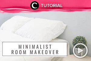 Merasa kamarmu berantakan? Intip trik makeover kamar di: https://bit.ly/3lUBOhh. Video ini di-share kembali oleh Clozetter @zahirazahra. Lihat juga tutorial lainnya di Tutorial Section.