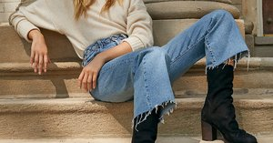 11 High-Waisted Jeans So Good, You'll Never Want to Wear Another Pair Again
