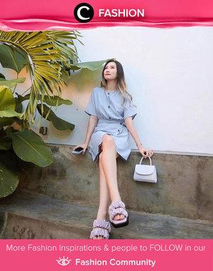 Easy Monday style ala Clozette Ambassador @amandatorquise. Simak Fashion Update ala clozetters lainnya hari ini di Fashion Community. Yuk, share outfit favorit kamu bersama Clozette.