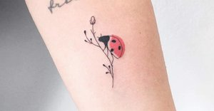 Tiny tattoos trending on Instagram right now and these are our favourites
