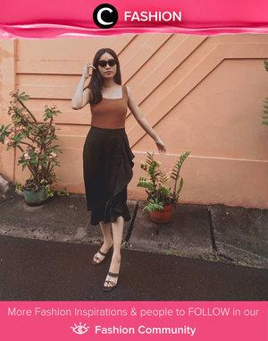Even in casual days, wear your outfit in style! Image shared by Clozette Ambassador @kerenjessica. Simak Fashion Update ala clozetters lainnya hari ini di Fashion Community. Yuk, share outfit favorit kamu bersama Clozette.