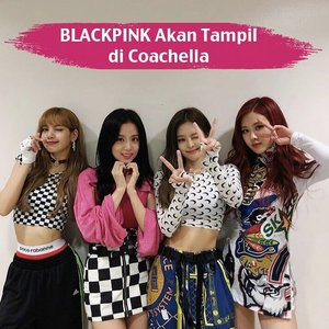 Kabarnya, Coachella founder,Paul Tollett datang langsung ke Korea untuk mengundang Blackpink! Grup ini akan perform tanggal 12 & 19 April 2019..📷@blackpinkofficial#ClozetteID #BlackpinkCoachella #Coachella2019 #Coachella #Blackpink