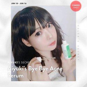 Hi! Yuki mau bagi2 promo untuk Aiyuki's Bye-Bye Acne Serum, my favourite Korean skincare product. Ada special discount buat kamu yg berlaku hanya dr tanggal 10-16 Juni. Untuk a.stop Clear Serum size small 30ml : IDR 60K off (Rp 332.000 👉 Rp 272.000).Check this link : https://hicharis.net/AIYUKI/Nxb.Banyak yg stress krn jerawat dan nanya gimana kulit Yuki bisa flawless tanpa jerawat padahal selalu begadang & kurang tidur yg sangat memicu munculnya jerawat. Ngomongin soal my-acne-story, sebelumnya Yuki selalu mengeluh karena tiap kali kurang tidur, selalu muncul jerawat di area jawline. Pas menjelang PMS, stress, cuaca panas, ini bener2 bikin jerawat Yuki parah gila..Kalo kamu ngikutin feed IG Yuki, pst tau kalo Yuki udah cobain semua produknya a.stop, Korean Brand yg diformulasikan khusus utk acne-skin. And i'm so deeply in love with a.stop products! No lying, krn jadi ga muncul2 lagi jerawatnya. Rekomen banget buat kamu pejuang acne-skin. Banyak yg mengira kalau Skincare hanya buat cewe lho, salah! Cowo pun wajib merawat wajah. Apalagi kalo urusan sama jerawat. Bikin super ga pede kan?..@hicharis_official @charis_celeb #Charis #CharisCeleb #KoreanBeauty #Flush #Pimple #ExcessiveSebum #ASTOP #CLEARSERUM #skincare #hicharis #BeautyBlogger #BeautyVlogger #clozetteid #Makeup #Blogger #Cosmetics #style #Blog #Beauty #girls #kawaii #style#IndonesianBeautyBlogger#Healthyskin #Korean #glowingskin #KoreanLook