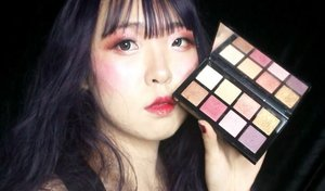 In a collaboration with @clozetteid & @altheakorea -  2 makeup look using one brand makeup from @altheakorea Inspired by BCL x ALTHEA Sunrise & Moonrise Eye Palette. Falling deeply in love with the colour, warm-tone & cool-tone combination with a touch of glitter, shimmer, or mattes. It will give you a different look for every occassions. . . Your eyes will never lies, but your lips will steal another person's heart. Bold color that melts onto the lips and envelopes them in a soft, tinted finish. - ALTHEA Watercolor Cream Tint. . . . Go check my newest post on my blog to read the full review about the products. And this is whats inside ALTHEA Lunar New Year Box : . . - ALTHEA Skin Relief Spot Film Gel -- ALTHEA Flawless Creamy Concealer (4 shades) - ALTHEA Petal Velvet Powder (#0 Translucent) - ALTHEA Spotlight Eye Glitter (2 colour) - ALTHEA Watercolor Cream Tint (4 shades) - ALTHEA Sunrise & Moonrise Eye Palette . #Clozetteid #makeup #Clozetteidreview #AltheaxClozetteIDReview #AltheaKorea . . . . . . . . #FashionBlogger #BeautyBlogger #OOTD#makeupoftheday#fashion #Beauty#モデル#メイク#ヘアアレンジ #かわいい #オシャレ#makeup #lady#instagram#style#girl#beauty#kawaii#ファッション#コーディ#ガール#clozetteID