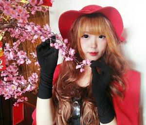 农历新年! ThisNew Yearrealize the fact that Lady Luck blesses only those who are cheerful and optimistic. Wishing you good fortune on theChinese New Year. . . Aiyuki's Fashion Style for Chinese New Year 2019 👗💄 . . . . . . . . . . #FashionBlogger #BeautyBlogger #OOTD#makeupoftheday#fashion #Beauty#モデル#メイク#ヘアアレンジ #かわいい #オシャレ#makeup #lunarnewyear #chinesenewyear #农历新年 #lady#instagram#style#girl#beauty#kawaii#ファッション#コーディ#ガール#clozetteID