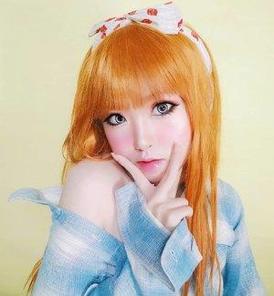 Bukhan Kocheng Oren 🐱...........#Gyarumakeup #GyaruGal #Gyaru #makeup #可愛い #かわいい #ギャル #JapaneseBeauty #kawaii #kawaiigirl #beauty #style #girls #fashion #harajuku #japan #モデル#メイク#ヘアアレンジ #オシャレ#ギャルメイク #ファッション #ガール #かわいい #おしゃれ #cchanelbeautyid #clozetteid #orangemakeup #kochengoren #ニャン  #にゃんこ