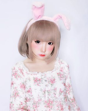 Everybunny needs somebunny sometimes. Do you want to be bunny's buddies? 🐰.Sincerely, Your Pinky Bunny....#JapaneseBeauty #うさぎ#barbie #barbiegirl #barbiedoll#bunny #bunnymakeup#usagi#makeup #kawaii #kawaiilife#beauty #style #girls #fashion #harajukugirl #harajuku #japan #モデル #メイク #ヘアアレンジ#オシャレ  #ファッション #ガール #かわいい #可愛い #ClozetteID