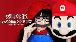 On Christmas night, Mario Bros & Maria Brush, a cousin who never see each other for a long time, suddenly met in a family Christmas Party. Get to know how she preparing herself to meet her cousin,  Mario Bros, on my YT channel : AIYUKISS CHANNEL. (Link on my bio 👆👆).Ps. *Brush is Maria's full name. As a Beauty Blogger & Vlogger, She loves makeup so much, and she has been collecting makeup brush. That's why, they called her 'Maria Brush'...#SuperMarioBros #MarioBros #Mario #clozetteid  #BeautyBloggerID #Makeup #BeautyBloggerIndonesia #style #Blogger #Beauty #Cute #girls #fashion #メイク#ヘアアレンジ#indobeautygram #cchannelbeautyid #instabeauty #motd #merrychristmas #christmas #xmas #クリスマス #style#girl#beauty#kawaii#ファッション#かわいい