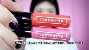 [[Meap Pakai Lip Cream 1 Muka]].Hi MiLuvs,Berhubung dapet 18 shade lip creamnya @emina & beberapa produk complexion baru dari @flormarindonesia jadilah ide bikin video ini.Sebetulnya challenge pakai lip cream buat 1 muka ini tuh udah ada lama banget, tapi aku baru cobain sekarang heheheEnjoy!..........#ivgbeauty #indobeautygram #makeuptutorial #wakeupandmakeup #undiscovered_muas  @tampilcantik #tampilcantik #ClozetteID #tutorialmakeup #ragamkecantikan @ragam_kecantikan #inspirasicantikmu @zonamakeup.id @makeup.tutorial.asian #indovidgram @indovidgram