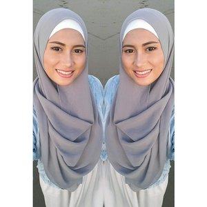 Simplicity  #clozetteID #godiscover #itssoyou #hijabchallenge #hijaabi #ootd