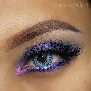 Day 5 : PURPLE 💜using @bhcosmetics wild at heart palette and 💜@ratubulumata 747L + 113  #EOTD #purple #anastasiabeverlyhills #pinkperception #dressyourface #makeupbyan #pangandaran #MuaPangandaran #vegas_nay #maya_mia_y #mayamiamakeup #dressyourface #lookamillion #maryammaquillage #hudabeauty #neztheartist #zukreat #clozetteID #makeup #beauty #landofmakeup #theamazingworldofj #makeupbychristiaa #makeupwithammy #rfadai #wakeupandmakeup #universodamaquiagem_oficial #hudabeauty