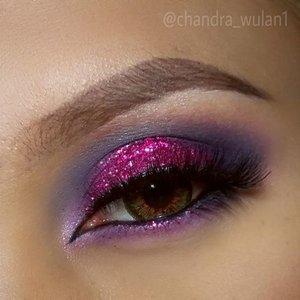#EOTD #anastasiabeverlyhills #pinkperception #purple #glitter #partyMakeup #partyLook #party #dressyourface #makeupbyan #pangandaran #MuaPangandaran #vegas_nay #maya_mia_y #mayamiamakeup #dressyourface #lookamillion #maryammaquillage #hudabeauty #neztheartist #zukreat #clozetteID #makeup #beauty #landofmakeup #theamazingworldofj #makeupbychristiaa #makeupwithammy #rfadai #wakeupandmakeup #universodamaquiagem_oficial