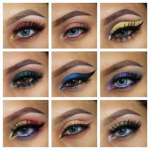 So, which one is your favorite? All wearing @ratubulumata lashes . #EOTD #anastasiabeverlyhills #pinkperception #dressyourface #makeupbyan #pangandaran #MuaPangandaran #vegas_nay #maya_mia_y #mayamiamakeup #dressyourface #lookamillion #maryammaquillage #hudabeauty #neztheartist #zukreat #clozetteID #makeup #beauty #landofmakeup #theamazingworldofj #makeupbychristiaa #makeupwithammy #rfadai #wakeupandmakeup #universodamaquiagem_oficial #hudabeauty