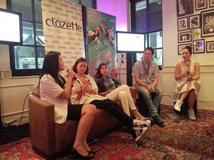 Im having fun at Bloggerbabes meetup @clozetteid  #Clozetteid #bbmeetup