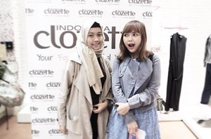 #tbs attended Gaudi Playdate Event with this gorgeous girl @ollyvialaura 😘 hope to see you and another sooon! #clozetteid #gaudiplaydate
