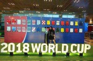 Throwback ⚽️-📸 : @bagusadhyatmika-#worldcup #worldcup2018 #2018worldcup #ootd #fifaworldcup #worldcup2018russia #clozetteid