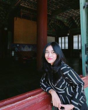 Selamat Galungan 😇-📸 : @ajmiko__-#changdeokgung #changdeokgungpalace #makeup #changdeokgung_palace #clozetteid #southkorea