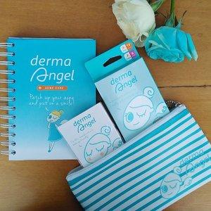 ⚫ Thank you, @bloggerperempuan & @dermaangel_id untuk keseruan acaranya yang edukatif!  Jadi, kemarin saya mendapat kesempatan untuk mengenal lebih jauh mengenai Derma Angel -- produk ampuh untuk membasmi jerawat di wajah. Seperti apa acaranya? Bagaimana cara kerja produknya? Dan ada keseruan apa saja selama acara berlangsung?  Tunggu ulasannya di blog unidzalika.com ya.  #ClozetteID #bblog #blogger #beautyblogger #DermaAngelID #GoodByeAcneID