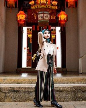 Happy CNY🏮 Uda hari ke-3 nih  Btw kalian masih dapat ampao ga hehe 😀 . . #hijaberstyle #hijabers_indonesia #photooftheday #hijabstyle #hijabfashion #hijabers #hijabkekinian #hijabmodern #hijabinspired #hijaberoftheday #ootdhijab #ootdhijabindo #ootdhijabindonesia #ootdhijabers #trendhijabootd #dailyhijabootd #dailyhijabstory #dailyhijabstyle #hijabstyleindonesia #hijaberideas #lookbookhijab #inspirasihijabstyle #hijabootdstyle #endorseindonesia #endorseolshop #endorseselebgram #endorsehijab #endorseoutfit #gendhisbootserlium #ClozetteID