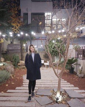 One fine winter day~ ❄ . . #NatashaJS #NatashaJSOOTD #NatashaJSinKorea #VioletBrush #clozetteid #ootd