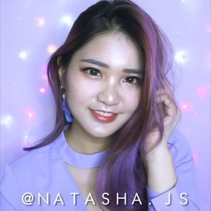 New tutorial is here~ This look is very suitable for the autumn season 🍂 Pardon the too-light face because it's my first time using my ringlight and turns out my primer reflected light too much 😅 Wasn't going to upload it but since it shows my purple hair so why not 😂 . . #NatashaJStutorial . . . . . . . . . . . #clozetteid #ggrep #wakeupandmakeup #onfleek #makeup #beautyguru #ggrep #likes #autumn #purplehair #purple #beautyblogger #셀스타그램 #가을메이크업 #보라 #퍼플 #뷰티블로거 #튜토리얼