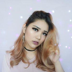 Should I make more makeup looks like this or should I stick to my usual Asian style? . . #NatashaJSmakeup . . . . . . . . . . . . @kbbvbyacb #kbbvmember #bloggermafia #bunnyneedsmakeup #bloggerbabes #makeupgoals #makeuptalk #clozetteid #ggrep #likes #onfleek #wakeupandmakeup