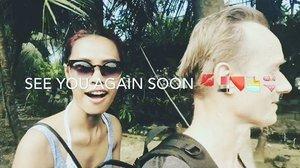 A little clip video of our day trip to Nusa Ceningan from Nusa Lembongan, enjoy ❤️💋👙🏖💄. . . . #travel #traveler #travelgram #traveldiary #travelblogger #instagram #instadaily #instaholiday #holiday #bali #nusalembongan #nusaceningan #wonderfulindonesia #starclozetter #clozetteid #indonesianlivinginbangkok #blogger #indonesia #couple