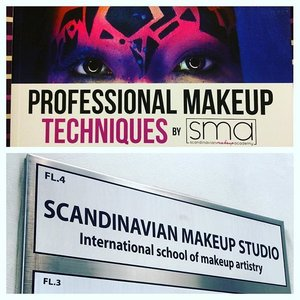 Been quite sometimes not updating my IG 😊 this is the reason behind... Im proudly announce that now I'm officially student from Scandinavian Makeup Academy in Bangkok-Thailand.  I will write the full story about how and why I choose this amazing school, probably one of the best makeup artistry school in Asia 😊  Another dream come true again... Big thanks to my super husband @maxzieren for his support and love... ❤️😍😘💋 #blogger #indonesianlivinginbangkok #indonesianblogger #scandinavianmakeupacademy #bangkok #thailand #mua #makeupartistry #clozetteid #starclozetter #actionspeakslouder #indonesia #makeup #makeupacademy