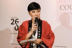 Kenalin, namaku Sisuka 🌸SisukadikiraorangJepangpadahalmahorangCiputat 😜•#nonafeliMC Clozette X Cool Japan Fund Launch Party 🥳 #clozetteid #clozettexcooljapan @clozetteid   difotoin : @tiarafe 📸