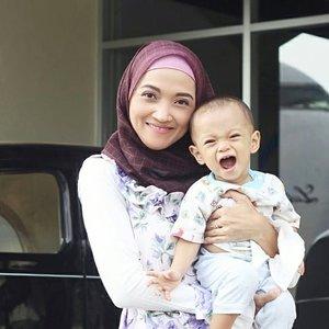 U smile, I smile😻 #Airlangga..#terimut #tergemas #anaklanang #cute #sweet #15months #baby #boy #babyboy #babylove #lovemyson #lovemybaby #mommylove #mommylife #mommyandme #littleboy #littleangel #babyme #minime #clozetteID #myhappyplace #myhappybaby #happytime #instababy #allsmiles