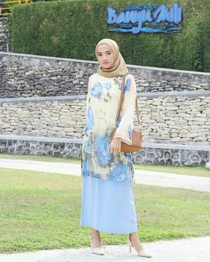 One of the perks of being my age is~ I wear what I l💙ve to wear every day // And for now, wearing beautiful blouse from @brilliant.arlette via @zaloraid..#hotd #hijaboftheday #hijablook #hijab #stylehijab #style #stylefile #stylista #streetstyle #streetfashion #fashion #instafashion #fashioninsta #fashiondaily #fashionaddict #ootdhijab #ootd #outfitoftheday #outfitpost #wiwt #whatiwore #whatiweartoday #clozetteID #ZaloraStyleEdit #instastyle #instalike #instagood #instalove #moodoftheday #happyday
