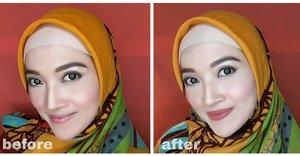 My saturday look with colourpop ultra matte👄 . . #lipmattecream #lipmatte #lipstickaddiction #makeupjunkie #makeup #makeupoftheday #nolashes #nofilter #beauty #blogger #colourpop #cosmetic #bumble #shade #beforeafter #mommylook #clozetter #clozetteid #hijabers #myhijab #hotd #hijaboftheday #meetup #datenight #withfriends #girlsdayout #goodpeople #positivevibe #saturday #latepost