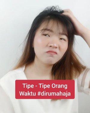 Kalian tipe yang mana nih guys? 😁😁 #luellajustforfun ...#luellaartistry #memestagram #tiktokindonesia #tiktok #dagelanvideo #cchannelfellas #ClozetteID