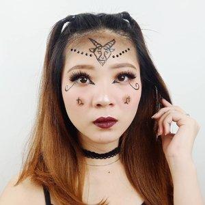 C. A. P. R. I. C. O. R. N ♑ #luellamakeup.Nyicil utang makeup zodiak yang dari taun kmrn belum lunas 😂😂....#luellaartistry #cchannelfellas #clozetteid #zodiacsigns #zodiacmakeup #capricornmakeup #capricorn