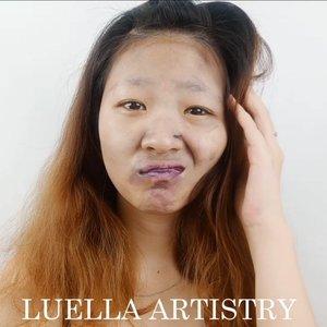 Bukan TikTok 😛 #luellajustforfun ...#luellaartistry #memestagram #tiktokindonesia #tiktokmemes #tiktok #cchannelfellas #clozetteid