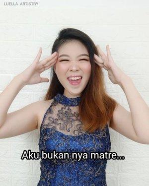 Realistis boleh yaaah 😝 Coba TAG temen atau pasangan kalian deh! 😁😁 #luellajustforfun...🎶 @tante_moji🎶 Original sound @rahmawatikekeyiputricantikka23 ...#luellaartistry #tiktokindonesia #memes #ClozetteID #cchannelfellas