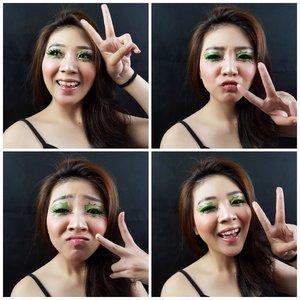 Addicted to make 2x2 of me lately 😂😂.Kalau kalian lebih suka bikin multiple post atau bikin 2x2 kaya gini buat di upload di IG??.......#freshmakeup #2x2ofme #facechart #artsymakeup #mnyitlook#luellamakeup #tampilcantik #indobeautygram #bvloggerid #cchannelbeautyid #beautiesquad #clozetteid #clozzetebeauty #bloggerindonesia #bloggerindo #beautilosophy  #indobeautysquad #beautygoersid  #beautybloggerindonesia #ragamkecantikan  #beautybloggerbandung #setterspace #bloggerbandung #muatribeid #kbbvmember #bloggermafia #bunnyneedsmakeup