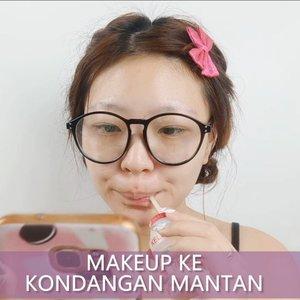 Baru juga putus bbrp bulan eeeh si mantan udah main nikah aje! . Jadi mending di tinggal selingkuh atau ditinggal nikah?? 😝😝 . . . . . . . #luellaartistry #luellatutorial #makeuptutorials #dailymakeup #makeupkondangan #facepaintingideas #artsymakeup #makeuppemula #makeupremaja #makeuptransformation #tutorialmakeup #beautyvlogger #beautybloggerindonesia #beautybloggerbandung #beautyvloggerbandung #bandungbeautyblogger #bandungbeautyvlogger #clozzetebeauty  #Clozetteid