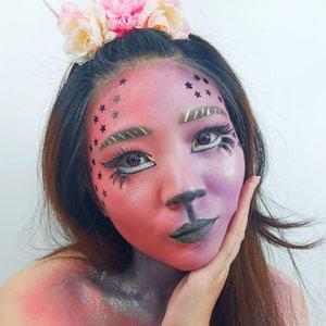 So, We were born as unicorns guys. Aku percaya kita tuh semua unik, spesial dan punya talent. Pertanyaan nya: are you ready to unleash your unicorn? Keep exploring your passion and keep your chin up. Process is hard, but i made it! I can barely survive until now and i believe you can do it too 🌈 . Ini gak pake facepaint yaa.. Jadi yang pink itu aku pake Magic Palette Sinam @inivindy @avionebeauty  Terus yang warna ungu aku pake @makeuprevolution eyeshadow palette . . . . #BornUnicorn #GlitterGlow #bandungbeautyblogger #bandungbeautyvlogger #beautybloggerindonesia #beautyvlogger  #beautyblogger #unicornmakeup #makeupunicorn #unicornvibes #facechart #artsymakeup #mnyitlook #luellamakeup #tampilcantik #indobeautygram #bvloggerid #cchannelbeautyid #beautiesquad #clozetteid #clozzetebeauty #indobeautysquad #ragamkecantikan