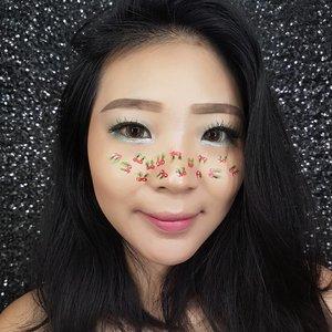 Mistletoe Freckles 🍒 . Lagi enak nge-scrol ketemu freckles beginian, jadi iseng nyoba.. Anggep aja ini mistletoe penyok 😂😂 . Inspired @cindercella . . . . . . . . . #luellablog #luellamakeup #frecklesmakeup #fruitfreckles #frecklesidea #freckleschristmas #mistletoefreckles #kbbvbeautypost #tampilcantik #indobeautygram #bvloggerid #beautiesquad #clozetteid #kbbvmember #bloggerindonesia #bloggerindo #beautilosophy #indobeautysquad #bblifestyle #beautygoersid #beautybloggerindonesia #muatribeid #beautybloggerbandung #setterspace #bloggerbandung #muabandung #muaindonesia #bloggermafia #bunnyneedsmakeup #kbbvfeatured