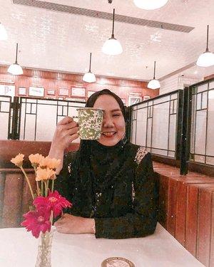 Favorite! Es Kopi Lokal @unionjkt 💛 ............#theshonetinsiders #clozetteid #clozetters #hijabtraveller #jktspot