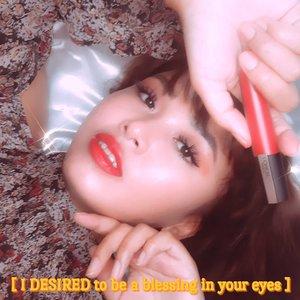 I DESIRED to be a blessing in your eyes ❤Edit inspired by @nathaniec@getthelookid #RedBeatsCOVID #GoRougeSignature #wakeupandmakeup #makeuptutorial #glowingmakeup #ClozetteID #indobeautysquad #ragamkecantikan #beautybloggerindonesia #tampilcantik #ABG #asianbabygirl #egirl #tezzaapp #maketherainbowjealous2020 #15dayscontentmarathon
