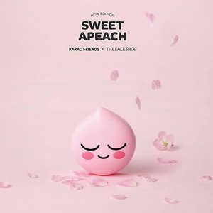 [BEAUTY BUZZ] . NEW AND FRESH LAUNCHED from @thefaceshop.official !!! (5/7/2018) . The Face Shop X Kakao Friends SWEET APEACH Edition 🍑🍑🍑 . Cuteness Alert!!! . You don't even know the noise I made when my eyes catched up this new collection! I was like 😭😭😭 WHY??? Why so cute?! Tbh, I'm not a fan of Kakao Friends. I think they're creepy, lol. BUT by knowing these pinky cute Apeach things, I know I must have at least one product from them.  This Sweet Apeach edition was officially launched yesterday and they bring us the cushion case, baby sunscreen cushion, eyeshadow palette, powder, lip tint, tone up cream, moisture cream, hand cream, sunstick, hand and body wash & lotion.  Which one is on your wishlist? 😝😆 #thefaceshop #kbeauty #makeup #cushion #kakaofriends #apeach #sweetapeach #instabeauty #bblog #bblogger #cute #pink #makeupaddict #koreanmakeup #flatlay #happy #bbloggers #indonesianbeautyblogger #bloggerperempuan #news #surabayabeautyblogger #setterspace #clozetteID #더페이스샵 #카카오프렌즈 #카카오콜라보 #어피치