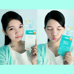 "Acne couldn't steal your confidence anymore! Yay!!😜 I got a magic experience with this invisible acne patch from @dermaangel_id 😙 Its ""Heal and Hide"" concept give superb awesome result to heal acne and hide it perfectly. 🌸The invisible Derma Angel Acne Patch makes me able to wear full makeup even when I get ""uninvited guest"" in my face^^ 🌸Hydrocolloid dressing formula absorbs the pus of acne so fast without scar^^ Goodbye acne! . . Read the full review of Derma Angel Acne Patch on my blog! I put the clickable link on bio yah! Fighting, acne fighters! #DermaAngelID #GoodbyeAcneID . . #beauty #beautytips #beautyblog #beautyblogger #femaleblogger #bloggerindonesia #bloggerperempuan #dermaangel #beautyproduct #acnepatch #happy #review #instabeauty #instagood #like4like #followme #blogupdate #saycintyablog #potd #clozetteid #saycintyablog"